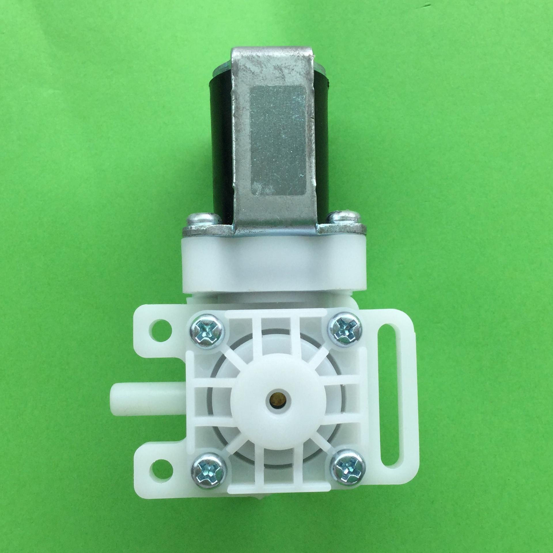 坐便器减压阀稳压阀进水电磁阀 智能马桶坐便盖电磁阀图片
