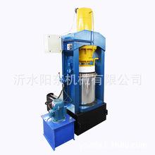 山东液压榨油机厂家  立式商用茶籽芝麻自动榨油机器