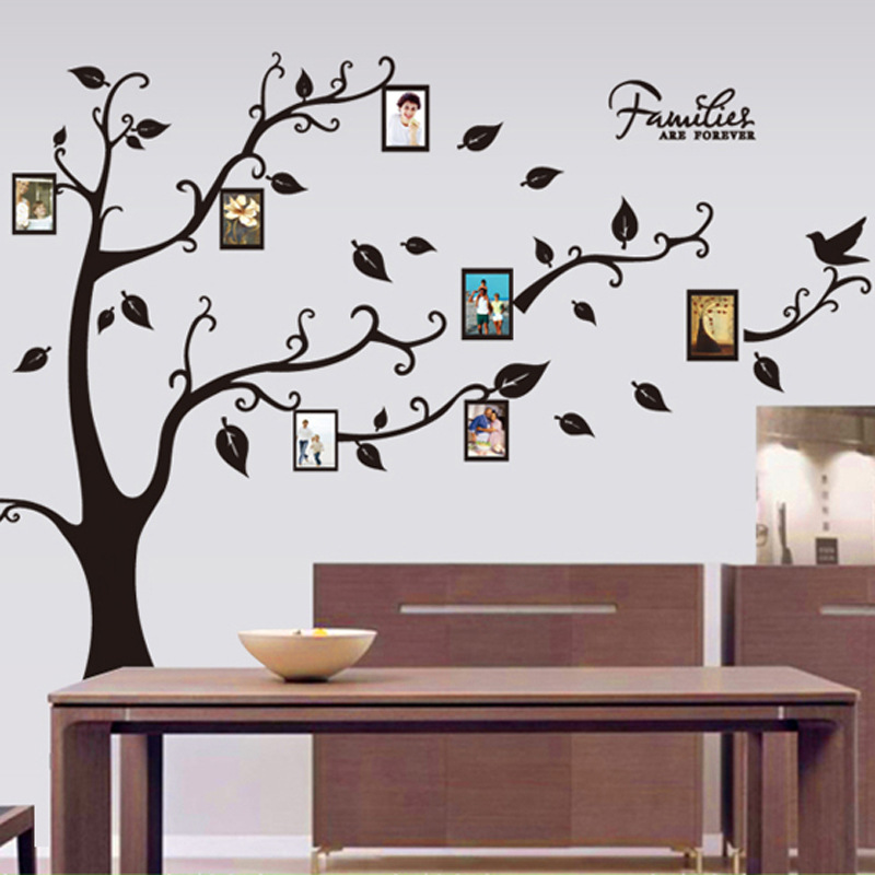 Sticky wall decals highest clarity photographs