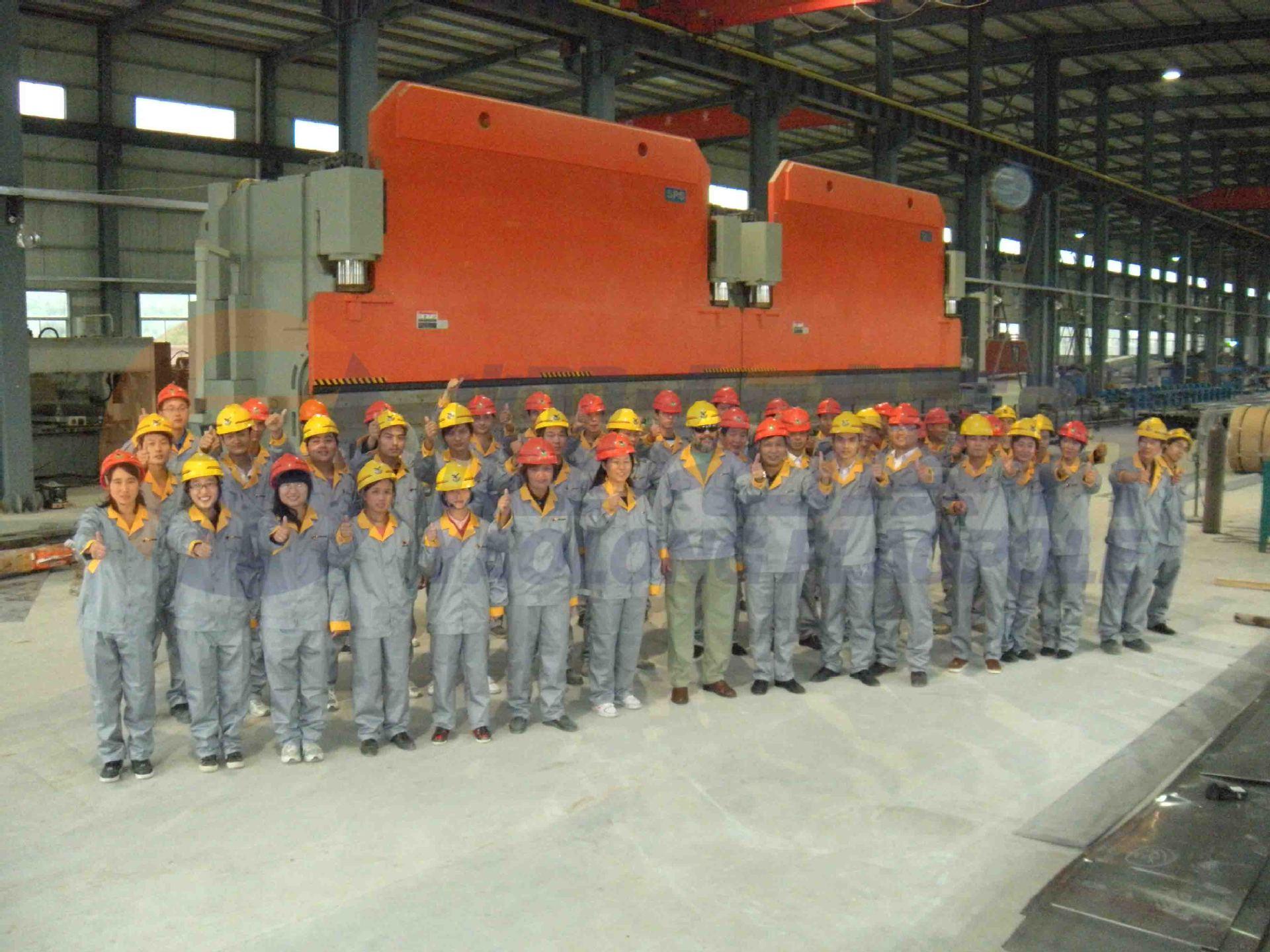 南通耀龍工廠內部照