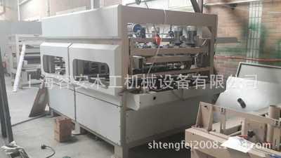 砂光机上海高效异形曲面砂光机砂光效果达90%/橱柜门板异形砂光机
