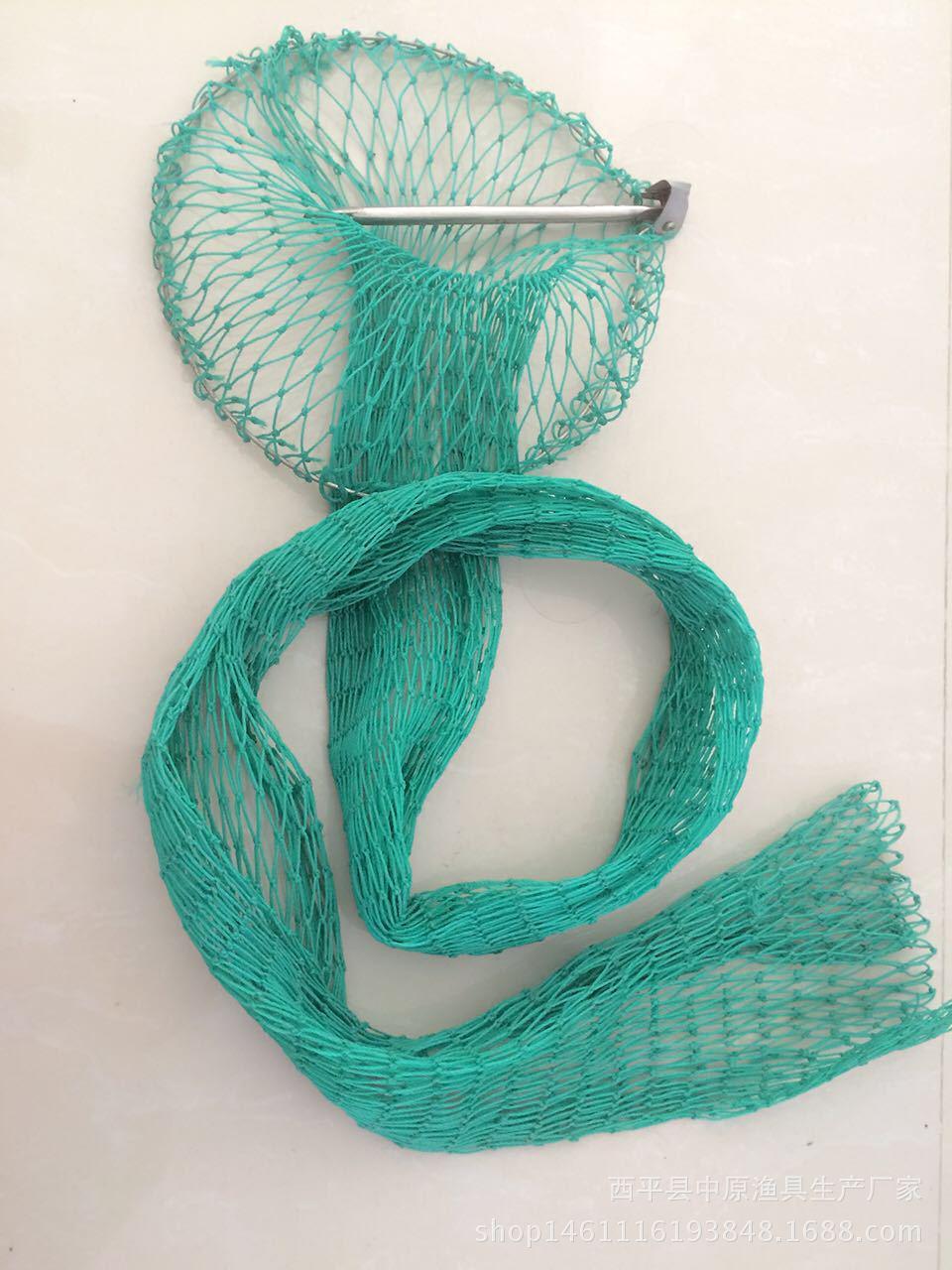 鱼网扣围巾织法图解