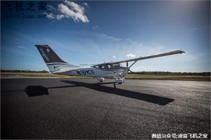 私人飞机 2013 206h stationair赛斯纳涡轮