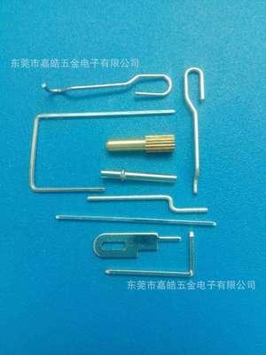 专业PIN针生产商嘉皓专供中间带帽散热器针脚PIN针 十字针