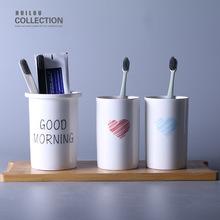 陶瓷杯子 卡通家用牛奶杯酒店刷牙杯 情侣礼品水杯定制厂家直销