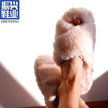 厂家直销情侣款印花家居棉拖鞋  现货供应可定制家居情侣拖鞋