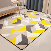 一件代发家用北欧客厅卧室家居地毯欧式宫廷现代简约地垫亚马逊