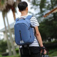 2019年夏季轻便双肩相机摄影包单反双肩背佳能尼康器材包C3073