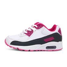 2019新款品牌跨境春夏外贸气垫鞋儿童男女童潮运动跑步鞋软底童鞋