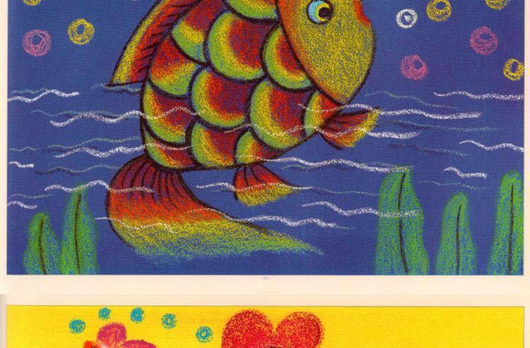 儿童绘画彩砂纸黑砂纸 砂画纸a4 16k 4k 8k幼儿园蜡笔油画棒纸