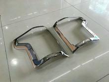 适用于16款福特皮卡F150 尾灯框尾灯罩 尾灯装饰罩 后大灯罩改装