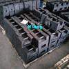 太仓市20kg25kg电梯配重砝码 标准铸铁砝码手提砝码