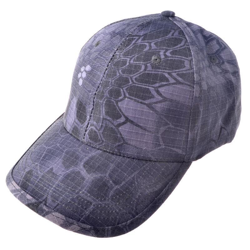 迷彩户外美国大兵帽 响尾蛇蟒纹迷彩棒球帽 军迷户外