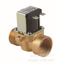 耐高温电磁阀 电磁水控阀 水表卡 开水器工程电磁阀 4分外丝ht20e图片