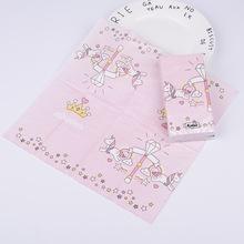 特价促销彩色印花手帕纸巾 卡通印花餐巾纸 广告面巾纸定制批发