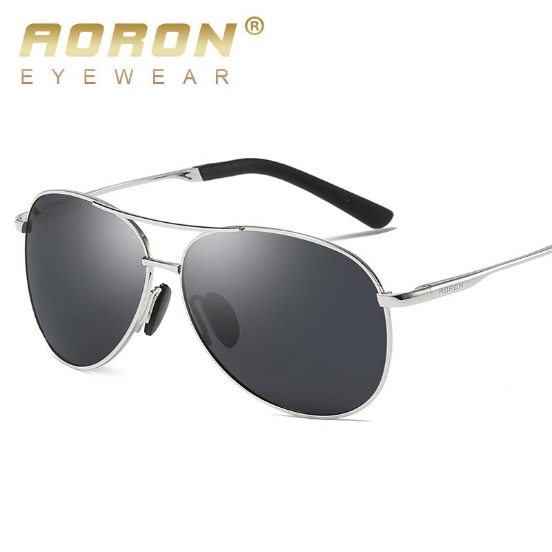 傲龙新款偏光太阳镜男款墨镜开车驾驶眼镜全天候眼镜8013