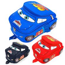 汽车儿童书包幼儿园宝宝大班男孩双肩包小学生1-3年级3-6-8周岁