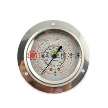 瑞士威科原装进口高低压雪种压力表,油表,多种冷媒适用