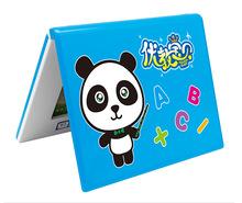 正品热销优教宝贝儿童早教学习机中英插卡片双语0-8岁宝宝点读机