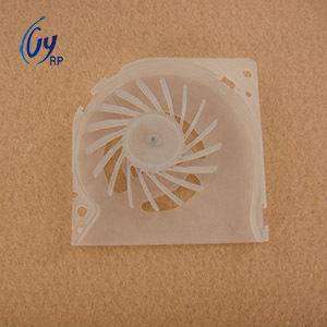 广东塑胶手板厂供应CNC加工小风扇手板