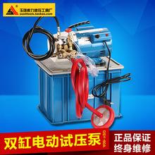 正品DSY手提式电动试压泵 PPR水管试压机 管道打压泵 打压机