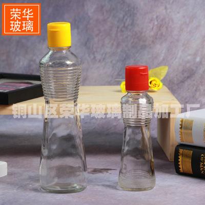 厂家直销 作料瓶 酱油醋瓶透明玻璃橄榄油 品质保证