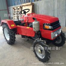 单缸柴油动力两驱拖拉机 大马力四轮拖拉机 翻土机 旋地机