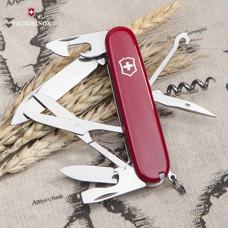 Victorinox维氏瑞士军刀1.3703商务礼品原装正品批发单刀实用推荐