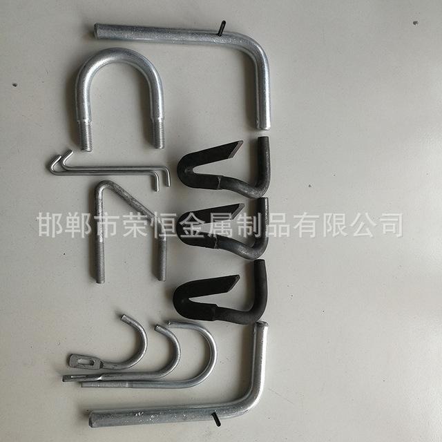 制造异型勾件 异型螺母 定做各种非标螺栓碳钢材质 非标构件