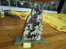 贵州嘉德宝紫袍玉茶盘纯手工雕刻【高山流水】紫袍玉茶盘厂家直销
