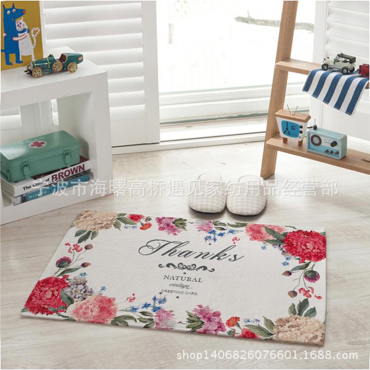5-花团锦簇手绘地毯效果图 (1)