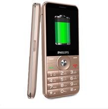 Philips/飞利浦 E183A老年手机直板按键大字大声超长待机老年机