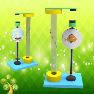 diy科学实验科技小制作手工磁力悬浮笔小学生科普磁悬浮材料