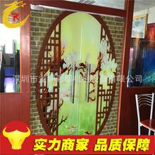 深圳龙润色彩定制机 微晶复合工艺UV彩印机 艺术玻璃5D喷墨打印机