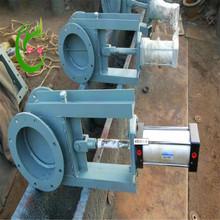 唐山DN400不锈钢手动插板阀 污泥处理手动截止阀 全密封电动闸阀