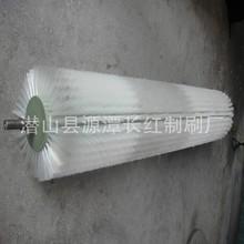 供应毛刷辊 毛刷轮 毛刷清洁辊 玻璃机械清洁辊