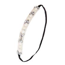 厂家直销欧美时尚纯手工缝制米珠发带头箍 /这款有现货