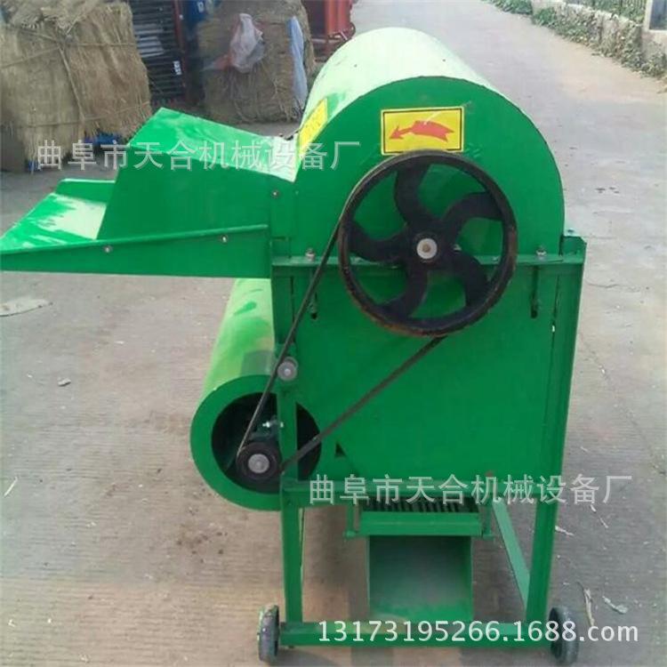 厂家生产花生秧果分离机 干湿两用型自动袋装花生摘果机