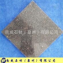 印度黑金沙花岗岩黑金沙台面板 花岗岩加工制作 多规格
