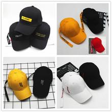 韩版新款夏季棒球帽 创意?#25340;?#40493;舌帽 字母刺绣弯沿帽出游防晒帽子