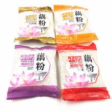 醇香园西湖藕粉 百合/红枣/枸杞/无蔗糖/桂花莲子 一袋5斤