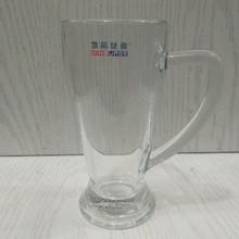 批发玻璃水杯家用泡茶杯玻璃杯扎啤杯牛奶果汁饮料杯子日用客厅