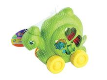 供应动物模型玩具 仿真积木龟(8PCS) 儿童益智?#24179;?#29609;具H113007
