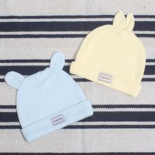 春夏新款婴儿胎帽新生儿纯棉帽子婴幼儿造型帽宝宝套头帽厂家直销