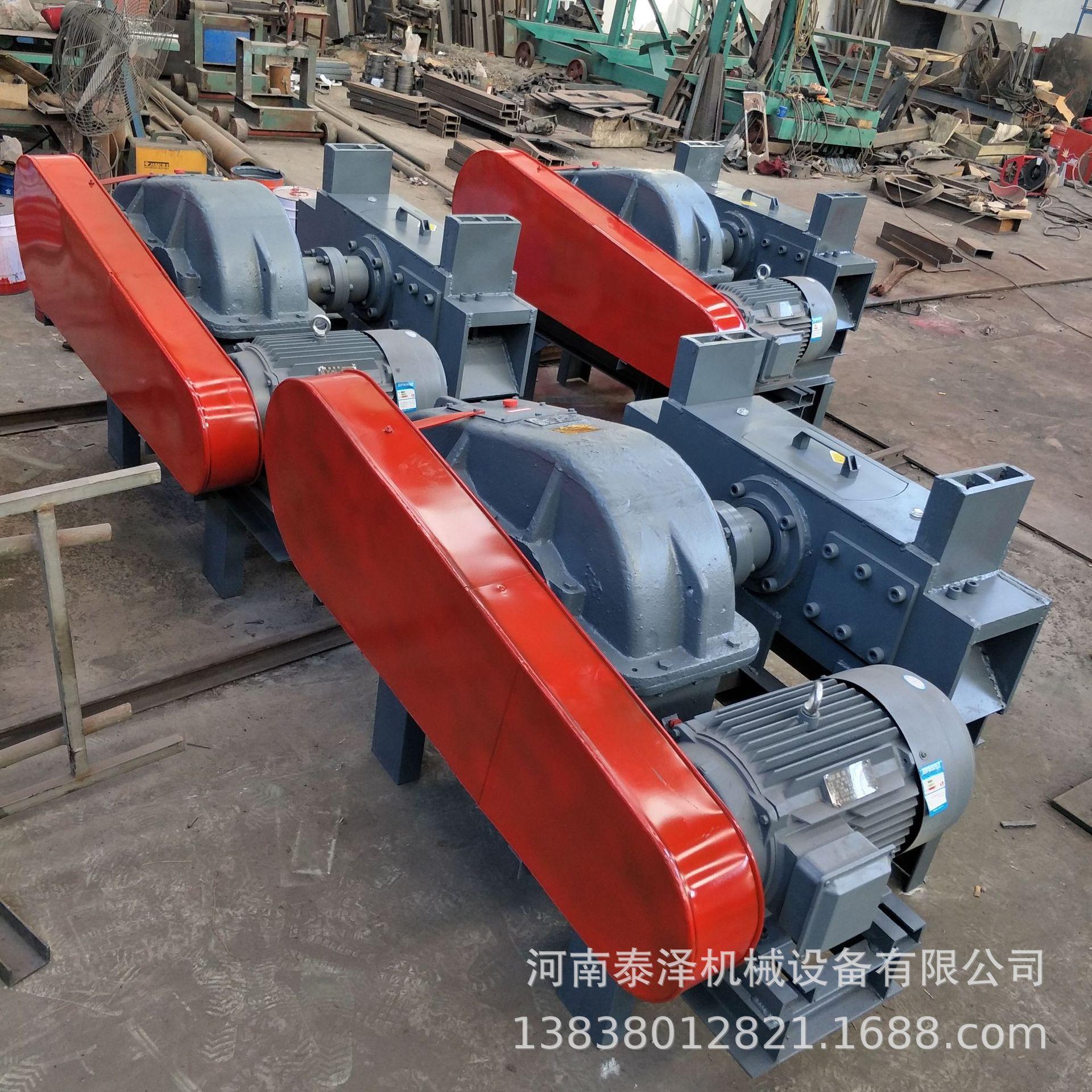 直销加强型废旧钢筋切断机 液压螺纹钢剪断机 双头钢筋切粒机厂家