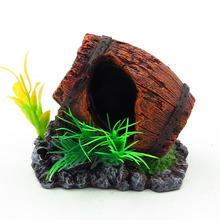 批發心理沙盤游戲沙具破桶擺件 創意混批樹脂景觀工藝品樹脂酒桶
