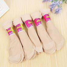 廠家直銷夏季女士薄款短絲襪小辣椒防勾絲襪 天鵝絨襪子批發
