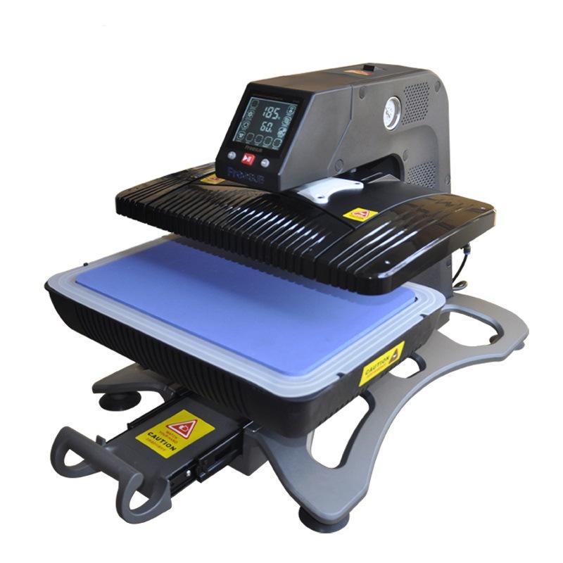 热转印设备t恤烫画机小型热转印机烤杯机3d气动热升华烫印机器