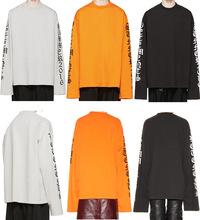 高質量衛衣套頭復古超長巨袖子Bigbang男女情侶衛衣16ss潮 GD同款