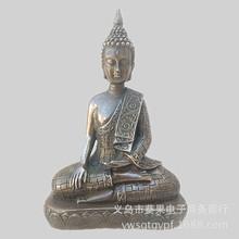 特价纯铜工艺品 泰国铜佛像摆件 居家风水摆设 东南亚佛头装饰品